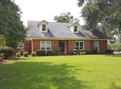 Valdosta GA Single Family Home For Sale: $215,000