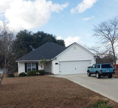 Berrien County, Brooks County, Cook County, Lanier County, Lowndes County Single Family Home For Sale: 47 Eleanor Place