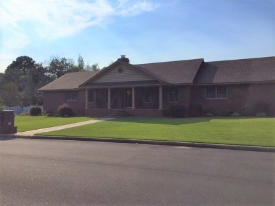 Lowndes County Single Family Home For Sale: 2880 Green Meadow Drive