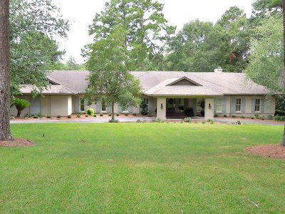 Berrien County, Brooks County, Cook County, Lanier County, Lowndes County Single Family Home For Sale: 840 S. Lakeshore Drive