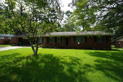 Berrien County, Brooks County, Cook County, Lanier County, Lowndes County Single Family Home For Sale: 809 Gornto Road