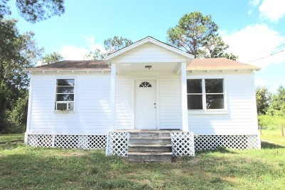 Berrien County, Brooks County, Cook County, Lanier County, Lowndes County Single Family Home For Sale: 3170 Madison Hwy