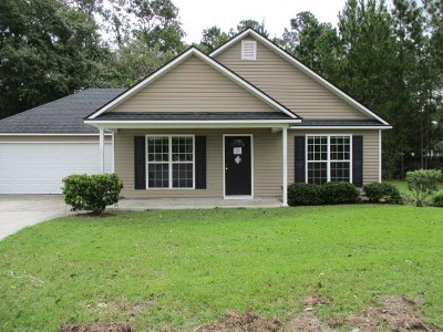 Berrien County, Brooks County, Cook County, Lanier County, Lowndes County Single Family Home For Sale: 47 Ridge Rd