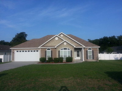 Berrien County, Brooks County, Cook County, Lanier County, Lowndes County Single Family Home For Sale: 7473 Chase Way