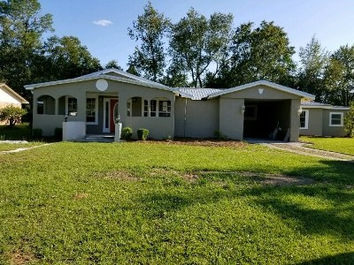 Berrien County, Brooks County, Cook County, Lanier County, Lowndes County Single Family Home For Sale: 107 Hall Street