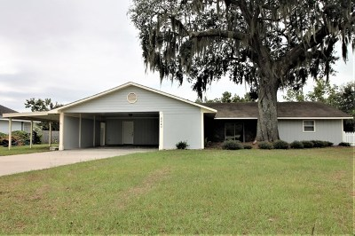 Berrien County, Brooks County, Cook County, Lanier County, Lowndes County Single Family Home For Sale: 5240 Golf Drive