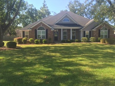 Lowndes County Single Family Home For Sale: 4642 San Saba Drive