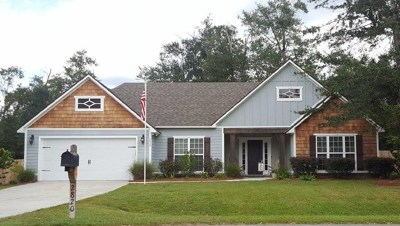Berrien County, Brooks County, Cook County, Lowndes County Single Family Home For Sale: 2820 Rabbit Ridge Run