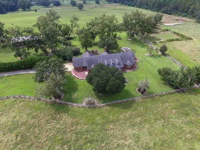 Quitman Single Family Home For Sale: 1259 Reedy Creek Rd