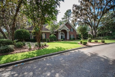 Valdosta Single Family Home For Sale: 4837 Oak Arbor Drive