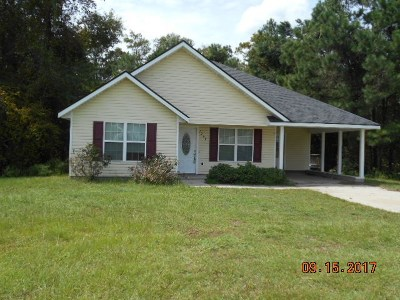 Berrien County, Brooks County, Cook County, Lanier County, Lowndes County Single Family Home For Sale: 7389 North Creek Circle