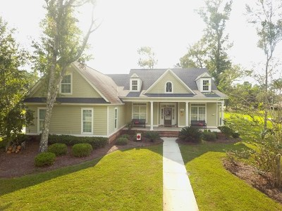 Lowndes County Single Family Home For Sale: 3747 Knights Mill Drive