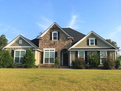 Hahira Single Family Home For Sale: 619 Horseshoe Bend
