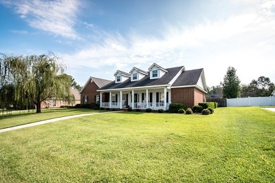 Single Family Home For Sale: 3787 Bermuda Run Drive