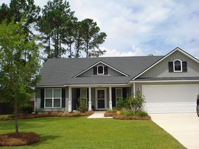 Valdosta Single Family Home For Sale: 3507 Berry Run