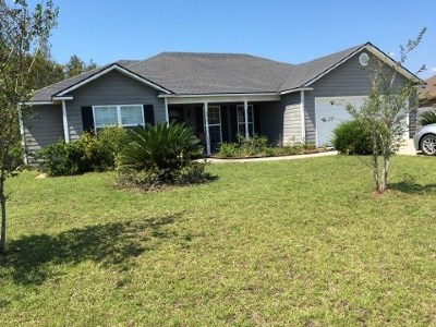 Valdosta Single Family Home For Sale: 5580 Pasadena