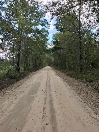 Berrien County, Lanier County, Lowndes County Residential Lots & Land For Sale: Willard Nix Rd