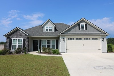 Valdosta Single Family Home For Sale: 3368 Nottinghill Lane