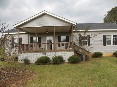 Berrien County, Brooks County, Cook County, Lanier County, Lowndes County Single Family Home For Sale: 885 Hutchinson Road