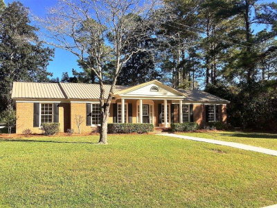 Valdosta Single Family Home For Sale: 102 Breckenridge Dr