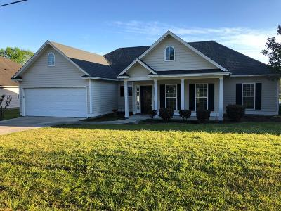 Valdosta Single Family Home For Sale: 4086 Northlake Drive