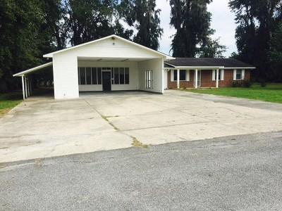 Berrien County, Brooks County, Cook County, Lanier County, Lowndes County Single Family Home For Sale: 210 West Street