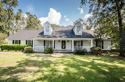 Valdosta Single Family Home For Sale: 3759 Creekwood Drive