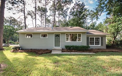 Valdosta Single Family Home For Sale: 801 Cherokee Avenue