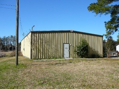 Lowndes County Commercial For Sale: 120 Hazelton St