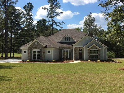 Lowndes County Single Family Home For Sale: 4272 Tillman Bluff