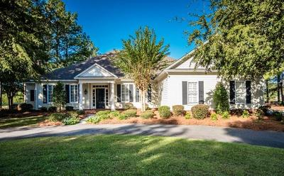 Valdosta Single Family Home For Sale: 4810 Twin Shadows Road