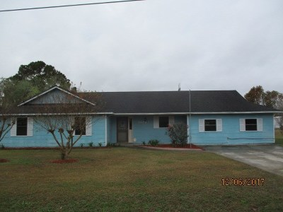 Valdosta Single Family Home For Sale: 3508 Hidden Hills Drive