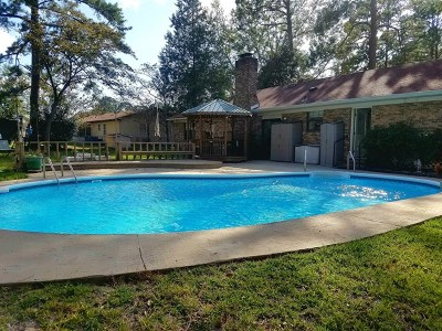 Berrien County, Brooks County, Cook County, Lanier County, Lowndes County Single Family Home For Sale: 2703 Melrose Dr.