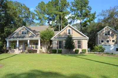 Valdosta Single Family Home For Sale: 3213 Stafford Crossing