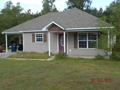 Hahira Single Family Home For Sale: 7405 North Creek Circle
