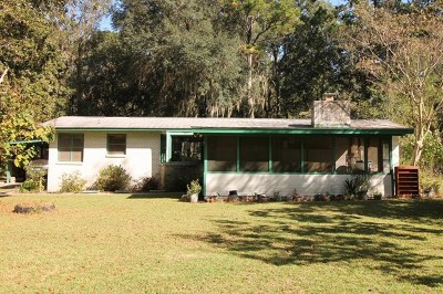 Valdosta Single Family Home For Sale: 4649 Robinson Road