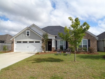 Valdosta Single Family Home For Sale: 3923 Warwick Drive