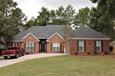 Lowndes County Single Family Home For Sale: 5421 Baobab Ln