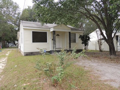 Lowndes County Single Family Home For Sale: 2104 Charlton St.