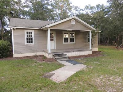 Valdosta Single Family Home For Sale: 4881 Newton Cir.