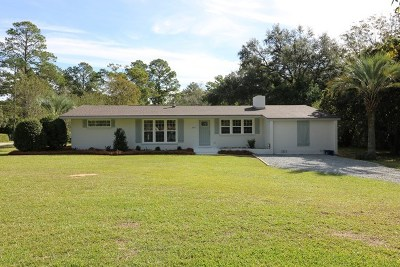 Berrien County, Brooks County, Cook County, Lanier County, Lowndes County Single Family Home For Sale: 2807 Northfield