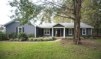 Lowndes County Single Family Home For Sale: 4127 Clay Drive