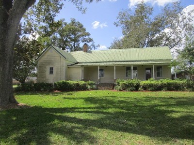 Valdosta Single Family Home For Sale: 4233 Coleman Road North