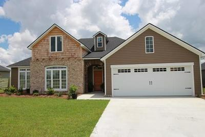 Lowndes County Single Family Home For Sale: 3928 Valiant Court