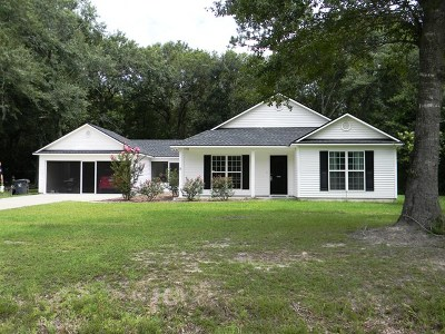Lowndes County Single Family Home For Sale: 3741 Studstill Road