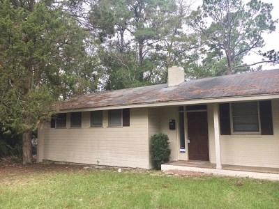 Valdosta Single Family Home For Sale: 1010 Ridgewood Drive