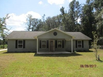 Quitman Single Family Home For Sale: 866 Blue Springs Lane