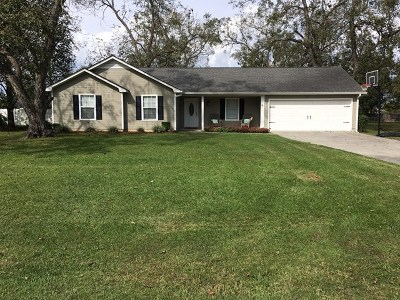 Valdosta Single Family Home For Sale: 3828 Brookfield Drive