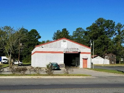 Berrien County Commercial For Sale: 517 Davis St.