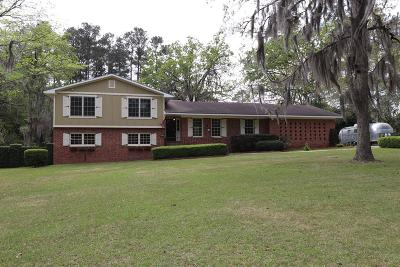 Berrien County, Brooks County, Cook County, Lanier County, Lowndes County Single Family Home For Sale: 605 Smithbriar Drive